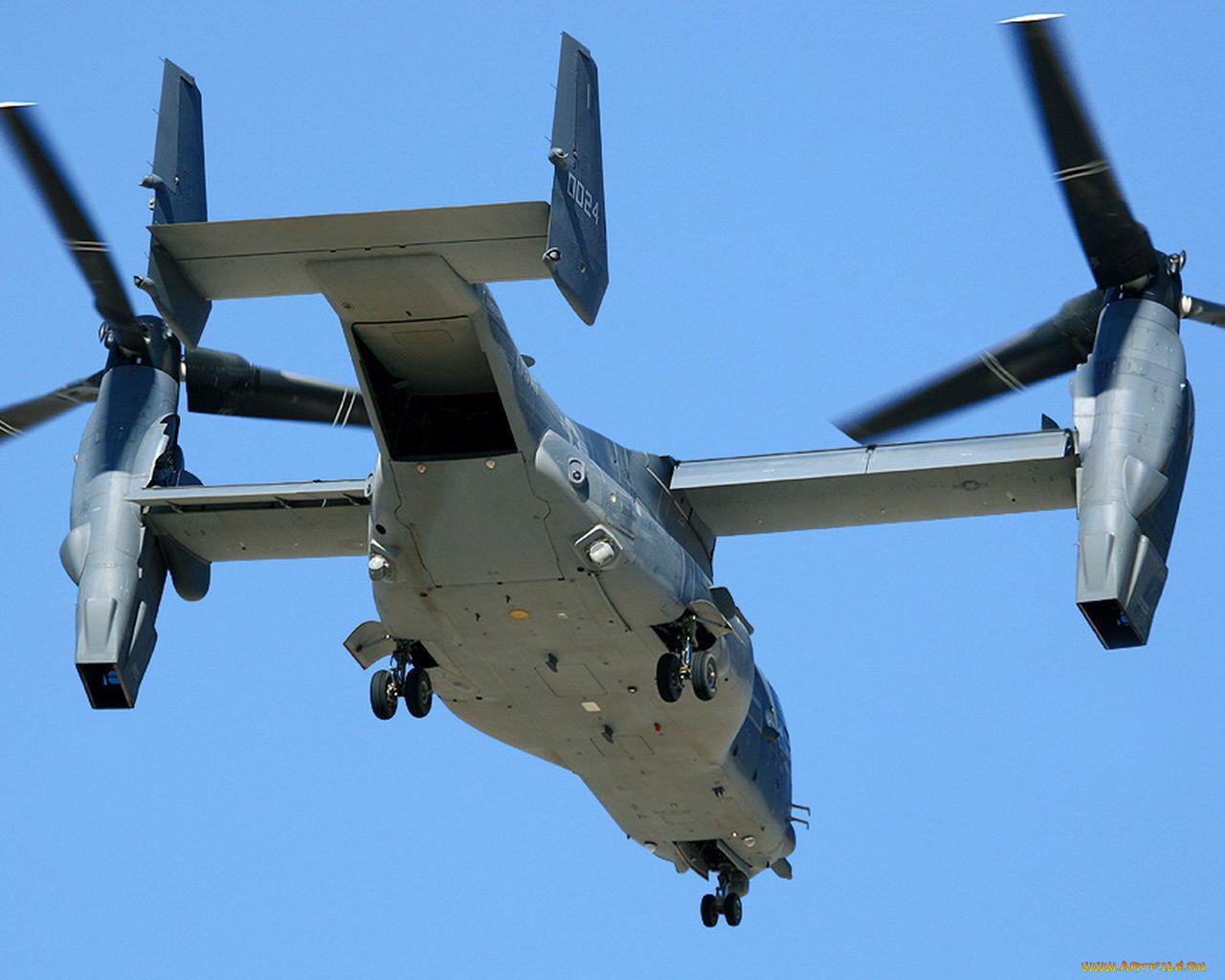 Конвертоплана bell v 22 osprey фото